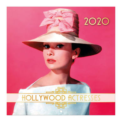 Poster Hollywood 30x30 cm