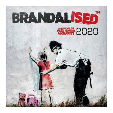 Poster Brandalised 30x30 cm