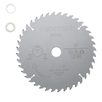 Lama DEXTER Ø 250 mm 40 denti