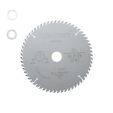 Lama DEXTER Ø 210 mm 60 denti
