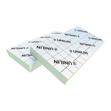Isolante in poliuretano Utherm PIR L 0.6 x 1.2 m, Sp 50 mm