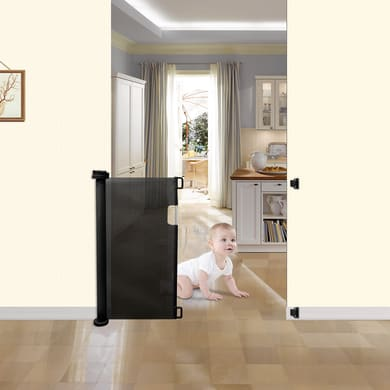 Cancelletto di sicurezza per bambini L 130 cm