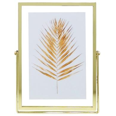 Cornice INSPIRE Parme dorato per foto da 13x18 cm