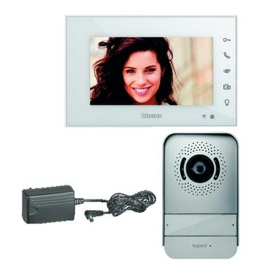 Videocitofono wireless a filo BTICINO 318011 Easykit Bticino
