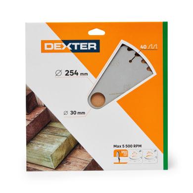 Lama DEXTER Ø 254.0 mm 40 denti