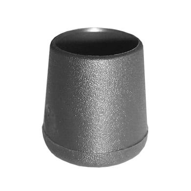Ferramenta per fissaggio L 2.5 x H 2.5 x P 2.5 cm nero