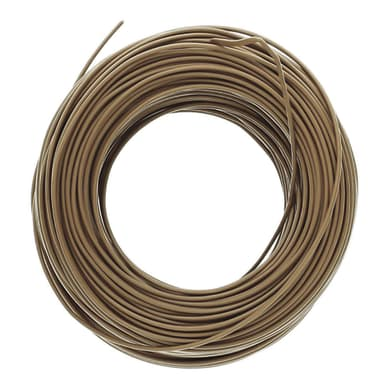 Cavo elettrico marrone 4 fili x 1,5 mm² 10 m LEXMAN Matassa