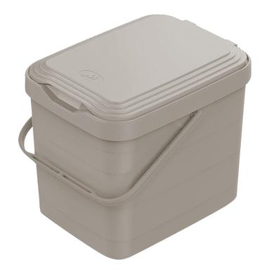 Pattumiera Walbin  manuale sabbia light 8 L