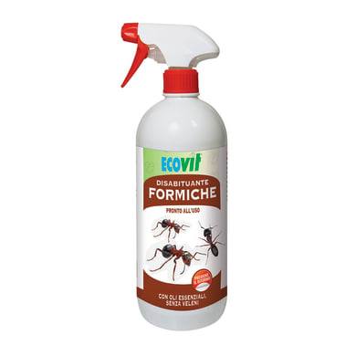 Disabituante per formiche ECOVIT DISABITUANTE FORMICHE LI 1 L