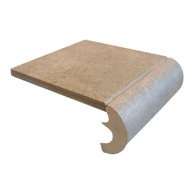 Bordo Cement L 10 x 4 cm beige