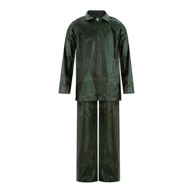 Impermeabile verde tg XL