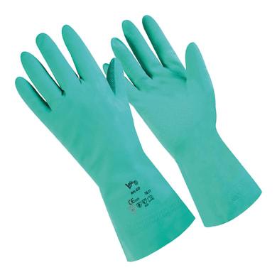 Guanto per protezione chimica in nitrile 10 / XL