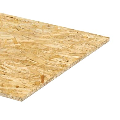 Pannello osb 3 L 205 x H 62.5 cm Sp 15 mm