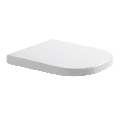 Copriwater quadrato Dedicato per serie sanitari Tuttoevo termoindurente bianco