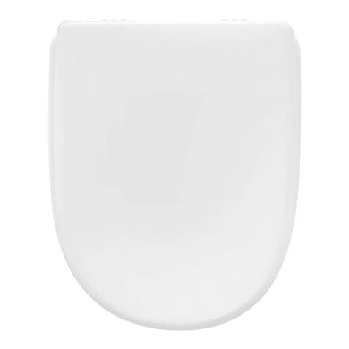 Copriwater a d Originale per serie sanitari Selnova 3 POZZI GINORI termoindurente bianco
