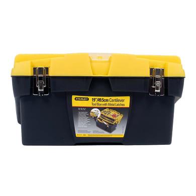 Cassetta attrezzi STANLEY L 49.5 x H 27.0 cm, profondità 265.0 mm