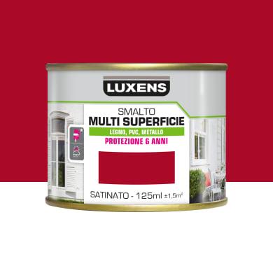 Pittura LUXENS acrilico rosso carmen 3 0,125 L