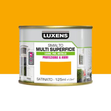Pittura LUXENS acrilico giallo ral1003 0.125 L
