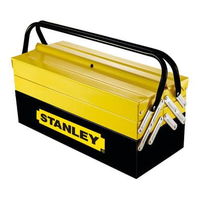 Cassetta attrezzi STANLEY L 21.0 x H 23.5 cm, profondità 208.0 mm