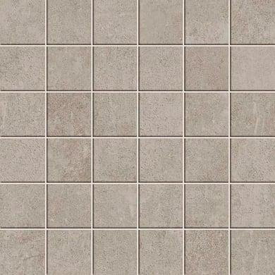 Mosaico Draft Grey H 30 x L 30 cm grigio