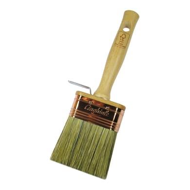 Pennello Per verniciare 70 mm per Olio, vernice, impregnante legno PENNELLI CINGHIALE