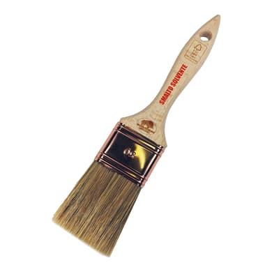 Pennello Piatto 50 mm per Smalto a solvente PENNELLI CINGHIALE