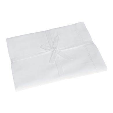 Tovaglia Greta colore bianco 140x180 cm