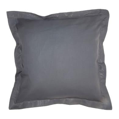 Cuscino Greta grigio 42x42 cm