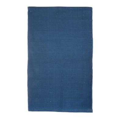 Tappeto Greta , blu, 50x80 cm