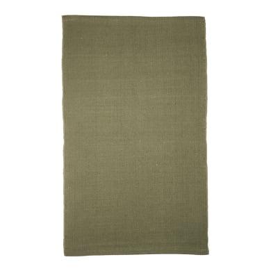 Tappeto Greta , verde, 50x80 cm