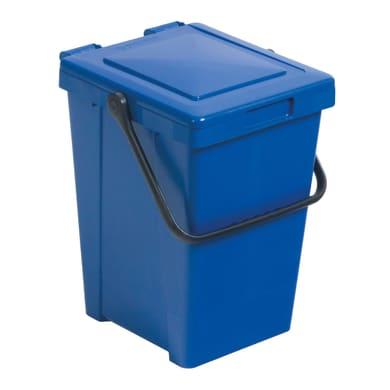 Pattumiera Minimax + 35 manuale blu 35 L