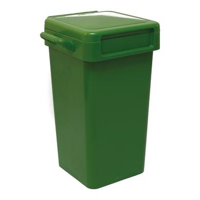 Pattumiera Napo 70 manuale verde 70 L