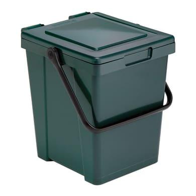Pattumiera Minimax + 35 manuale verde 35 L