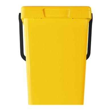 Pattumiera Minimax + 35 manuale giallo 35 L