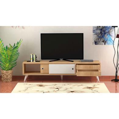 Mobile per TV Eduardo L 160 x H 40 x P 40 cm
