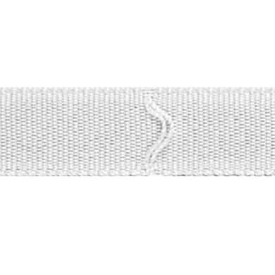 Fettuccia per tende a pacchetto termoadesivo bianco 1.6 cm x 6 m