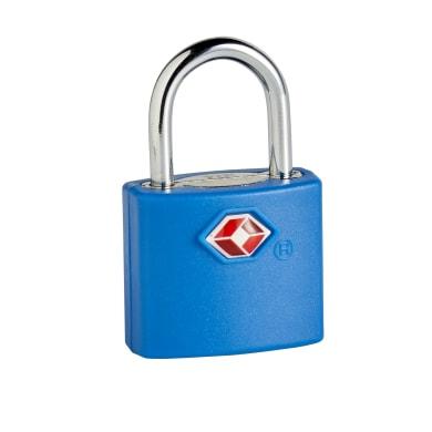 Lucchetto con chiave STANDERS in lega di zinco x L 13.7 x Ø 3.2 mm