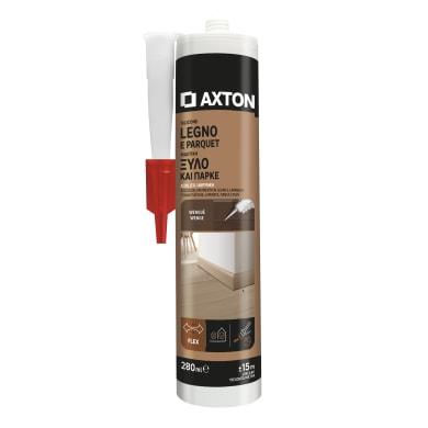 Silicone sigillante AXTON Legno e parquet wenghè 280 ml