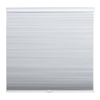 Tenda plissé Rb bianco 50 x 130 cm