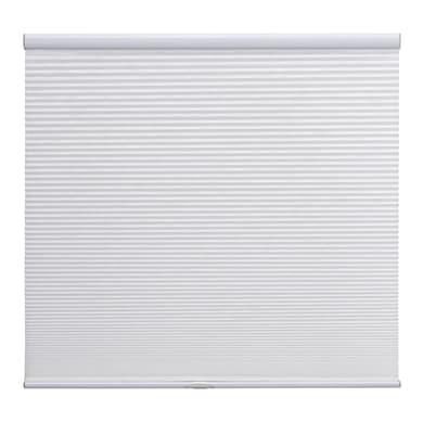 Tenda plissé Rb bianco 40 x 130 cm