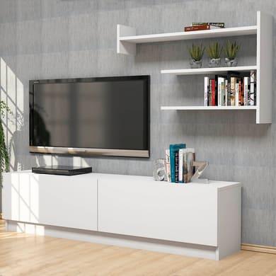 Mobile per TV Martin L 160 x H 53.2 x P 33.6 cm
