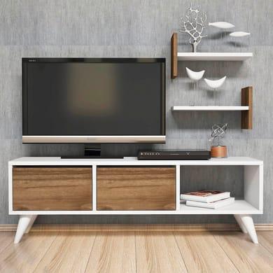 Mobile per TV L 120 x H 40 x P 30 cm