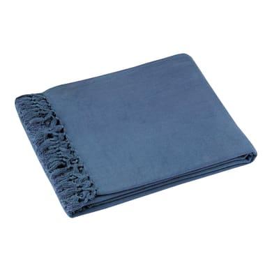 Plaid in cotone , 125x 150 cm