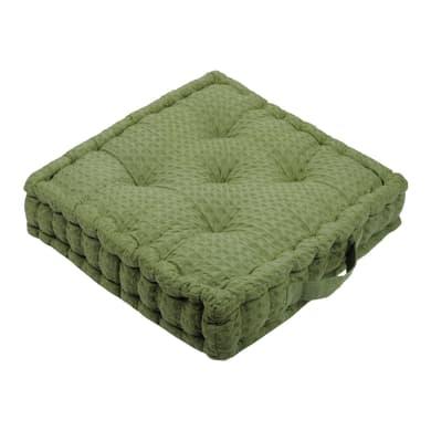 Cuscino da pavimento Gopher kaki 45x45 cm