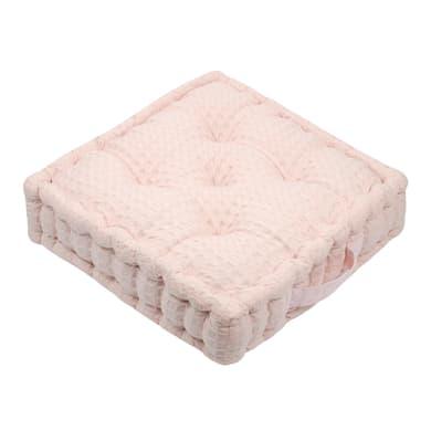 Cuscino da pavimento Gopher polvere 45x45 cm
