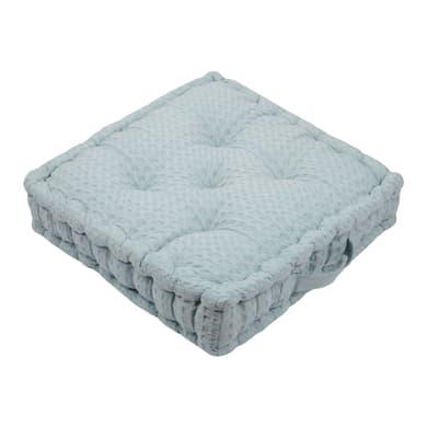 Cuscino da pavimento Gopher blu 45x45 cm
