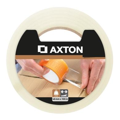 Nastro adesivo AXTON L 66 m x P 48 mm