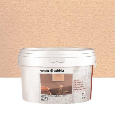 Pittura decorativa Vento di sabbia 1.5 l beige sahara effetto sabbiato