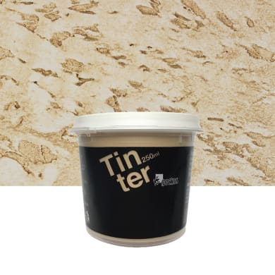 Colorante liquido GECKOS pietra 250 ml beige ecru