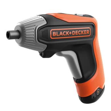 Avvitatore a batteria BLACK + DECKER BCF611CK 3.6 V, 1.5 Ah, 1 batteria